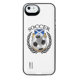 Scotland Soccer 2016 Fan Gear iPhone SE/5/5s Battery Case
