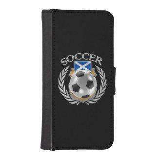 Scotland Soccer 2016 Fan Gear iPhone SE/5/5s Wallet Case