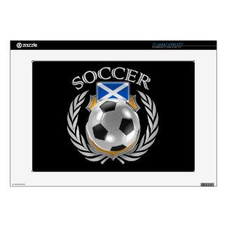 Scotland Soccer 2016 Fan Gear Laptop Decals