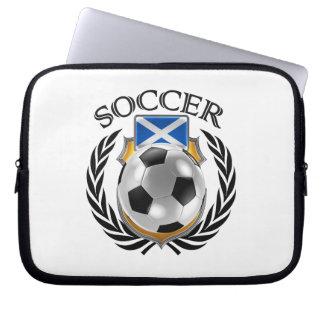 Scotland Soccer 2016 Fan Gear Laptop Sleeve