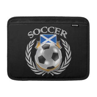 Scotland Soccer 2016 Fan Gear Sleeve For MacBook Air