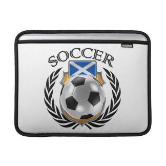 Scotland Soccer 2016 Fan Gear Sleeves For MacBook Air