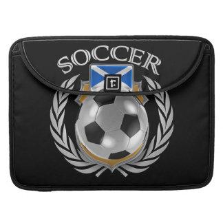 Scotland Soccer 2016 Fan Gear Sleeves For MacBook Pro