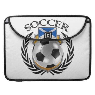Scotland Soccer 2016 Fan Gear Sleeves For MacBooks