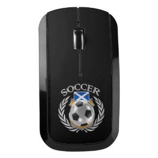 Scotland Soccer 2016 Fan Gear Wireless Mouse