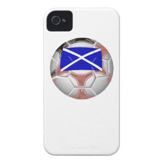 Scotland Soccer Ball iPhone 4 Case-Mate Case