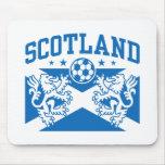 Scotland Soccer Mousepad