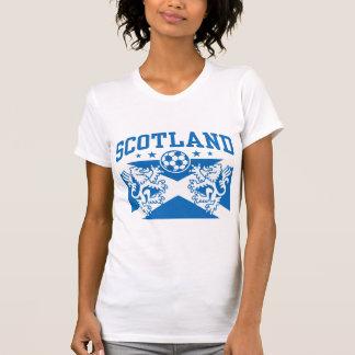 Scotland Soccer Tees