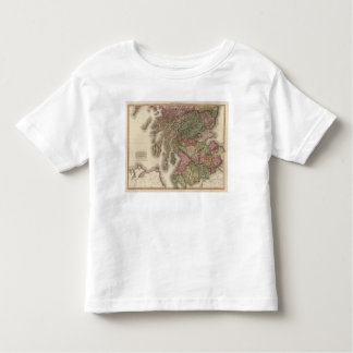 Scotland, southern part toddler t-shirt