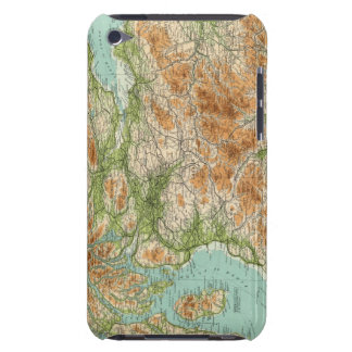 Scotland southern section iPod touch cover