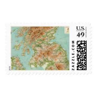 Scotland southern section postage