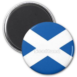 Scotland st andrews saltire flag souvenir magnet