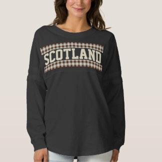 Scotland Supporter Tartan Trim