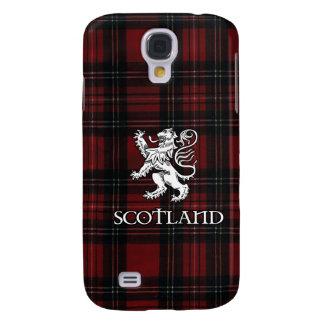 Scotland-Tartan Galaxy S4 Cover