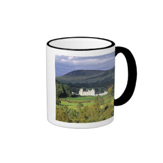 Scotland, Tayside, Blair Castle. In an emerald Ringer Coffee Mug