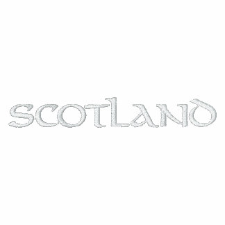 Scotland track jacket