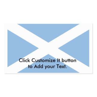 Scotland, United Kingdom Double-Sided Standard Business Cards (Pack Of 100)