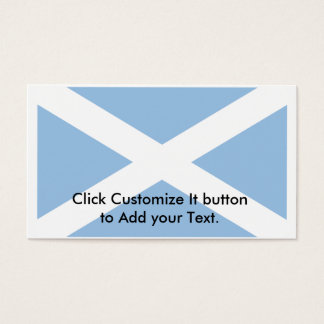 Scotland, United Kingdom Business Card