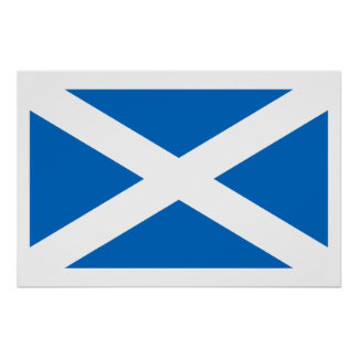 Scotland, United Kingdom Poster