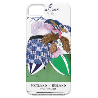 scotland v ireland rugby balls tony fernandes iPhone SE/5/5s case