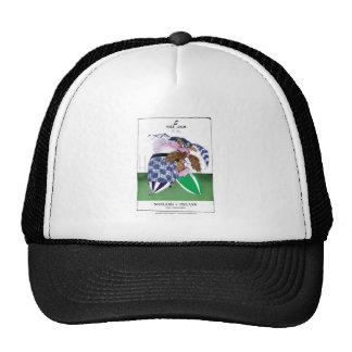 scotland v ireland rugby balls tony fernandes trucker hat