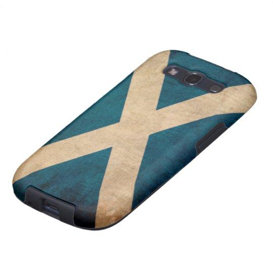 Scotland Vinatge Samsung S3 Case