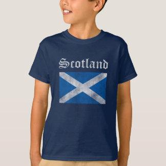 Scotland Vintage Kids T-Shirt