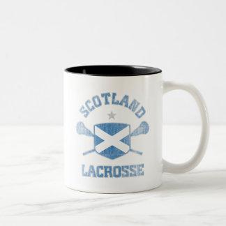 Scotland-Vintage Coffee Mugs