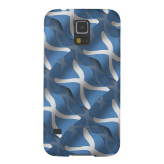 Scotland Waving Flag Galaxy S5 Case