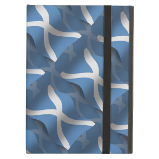 Scotland Waving Flag iPad Air Cover