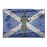Scotland, William Wallace, flag pipes bag pipers iPad Mini Cover