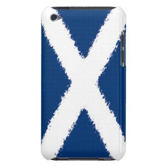 Scotland's Flag iPod Case-Mate Case