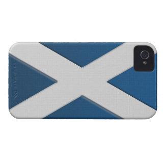 Scotland's Flag of St Andrew Patriotic Phone Case