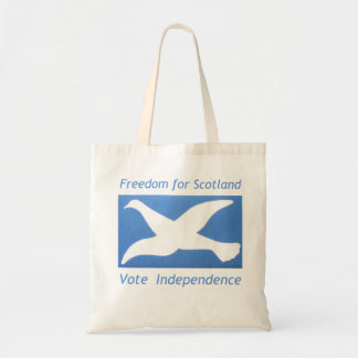 Scotland's Independence ~ show your support 2014! Tote Bag