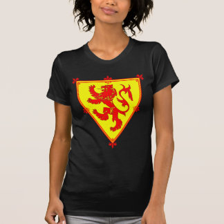 Scotland's Lion Rampant T-shirt