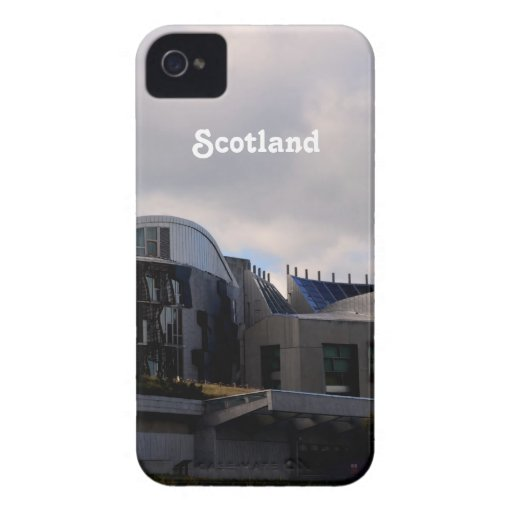 Scotland's Parliament iPhone 4 Covers