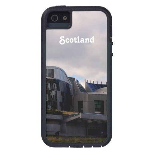 Scotland's Parliament Cover For iPhone 5