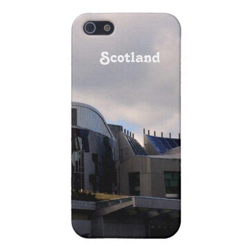 Scotland's Parliament Case For iPhone 5