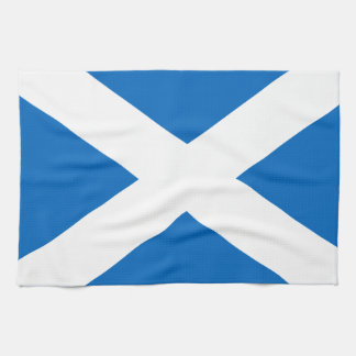 Scotland's Saltire,Scottish Flag (Official Colour) Towel