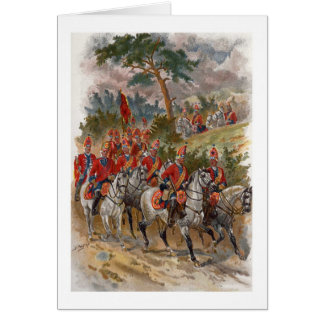 Scots Greys Greeting Cards