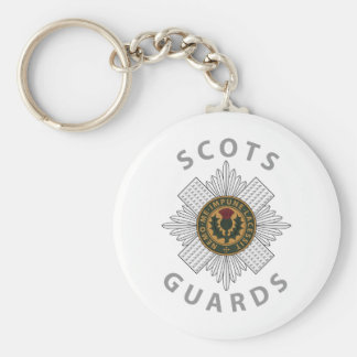 Scots Guards 2 Keychains