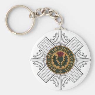 Scots Guards Key Chain
