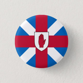 Scots of Ulster Badge Button