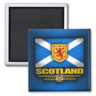 Scots Pride 2 Inch Square Magnet