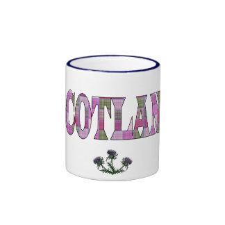 Scots Thistle Gift Mug