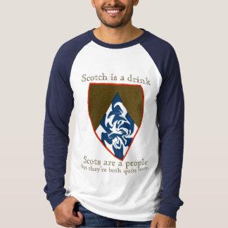 Scotsman Psychadelic T-Shirt