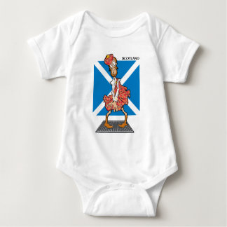 ¿Scotsman verdadero? Body Para Bebé
