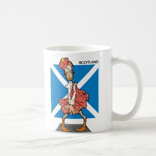 ¿Scotsman verdadero? Tazas