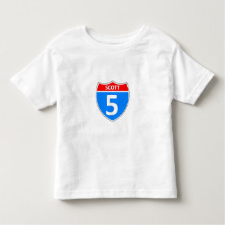Scott 5 tshirts