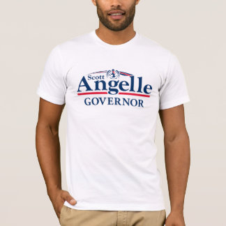 Scott Angelle Governor T-Shirt